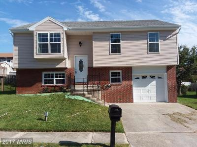 Anne Arundel Single Family Home For Sale: 110 Sunlight Circle