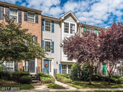 Anne Arundel Townhouse For Sale: 8044 Pennington Drive