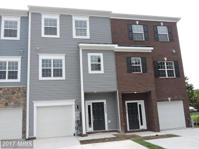 Anne Arundel Townhouse For Sale: 7237 Cohansey Trail Drive