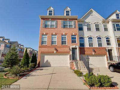 Anne Arundel Townhouse For Sale: 1012 Phelps Vista