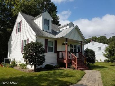 Severn Single Family Home For Sale: 8720 Crest Road