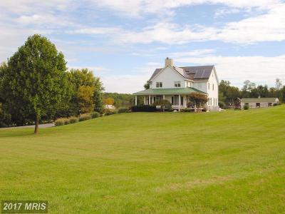 Harwood, Lothian Single Family Home For Sale: 4291 Hawthorne Farms Road