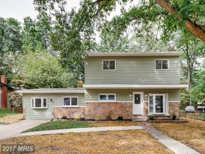 Pasadena Single Family Home For Sale: 515 Sunset Knoll Road