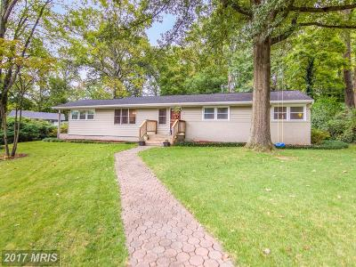 Arnold Single Family Home For Sale: 8 Roe Lane