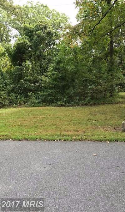 Pasadena Residential Lots & Land For Sale: 8220 Old Mill Road