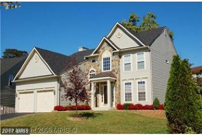 Anne Arundel Single Family Home For Sale: 126 Farmbrook Lane