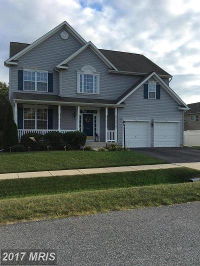 Glen Burnie Single Family Home For Sale: 725 North Channel Drive
