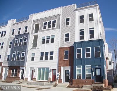 Annapolis Townhouse For Sale: 110 Lejeune Way