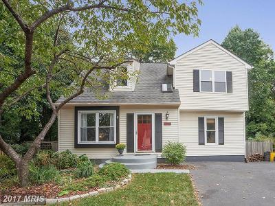 Annapolis Single Family Home For Sale: 1046 Hyde Park Drive