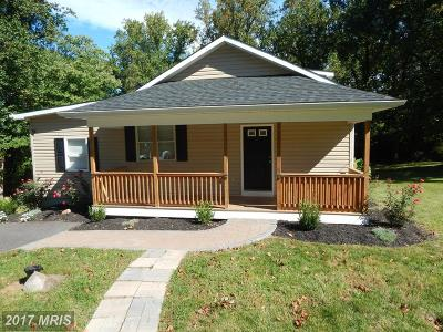 Linthicum Single Family Home For Sale: 1216 Gloria Avenue