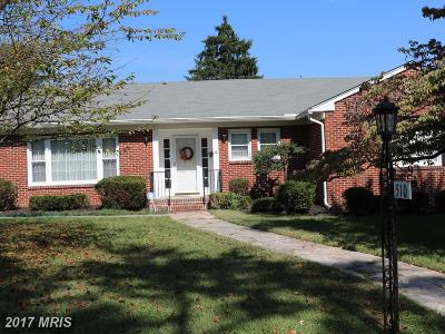 Linthicum Single Family Home For Sale: 510 Forest View Road