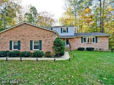 Davidsonville, Riva Single Family Home For Sale: 501 Winding Creek Court