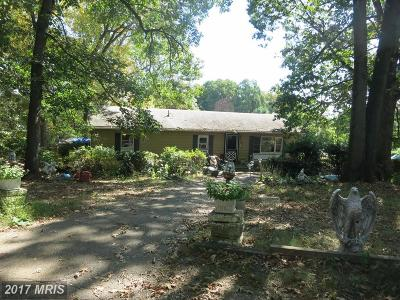 Linthicum Single Family Home For Sale: 1323 Furnace Road