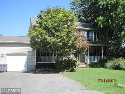 Anne Arundel Single Family Home For Sale: 1504 Warfield Road