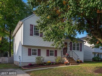Pasadena Single Family Home For Sale: 2917 Almondbury Drive