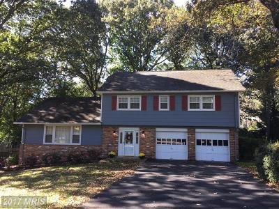 Severna Park Single Family Home For Sale: 440 Lynwood Drive