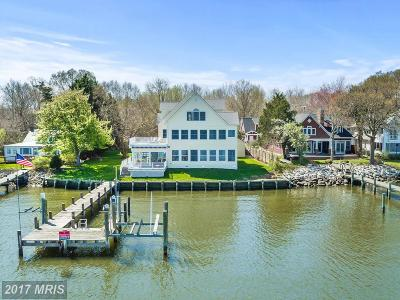 Shady Side Single Family Home For Sale: 4811 Avery Road
