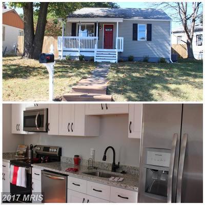 Pasadena Single Family Home For Sale: 7744 Overland Avenue