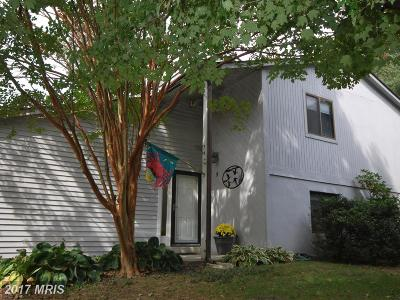 Annapolis Single Family Home For Sale: 9 Landings Court