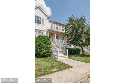 Crofton Townhouse For Sale: 1507 Danewood Court