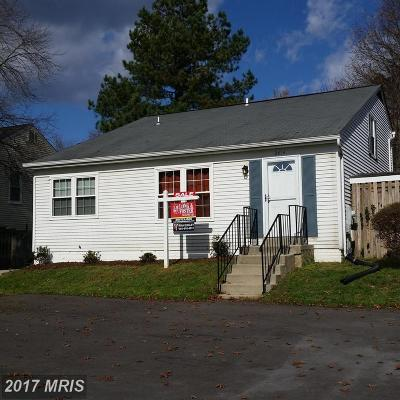 Crofton Single Family Home For Sale: 2414 Yarmouth Lane
