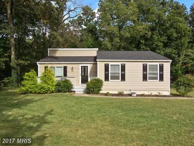 Severna Park Single Family Home For Sale: 279 Laguna Circle