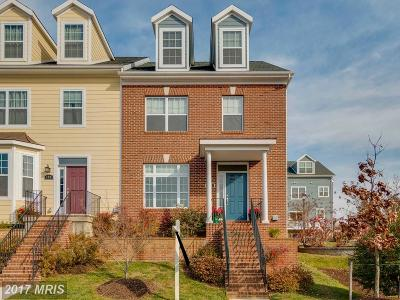 Annapolis Townhouse For Sale: 711 Shelton Avenue