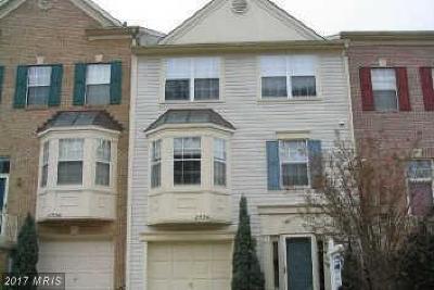 Crofton Townhouse For Sale: 2534 Windy Oak Court