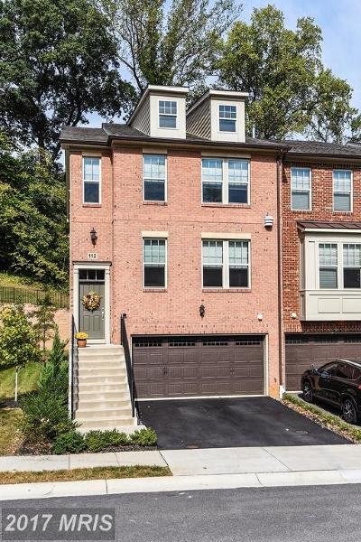 Arnold Townhouse For Sale: 112 Merrimack Way