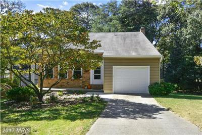 Severna Park Single Family Home For Sale: 518 Charington Drive