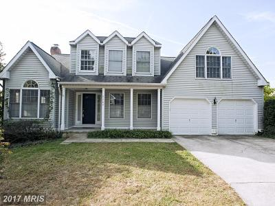 Linthicum Single Family Home For Sale: 6204 Chestnut Oak Lane