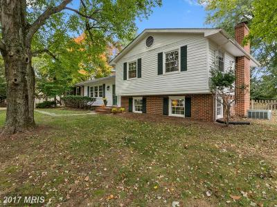 Annapolis Single Family Home For Sale: 2103 Bay Front Terrace