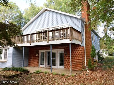 Annapolis Single Family Home For Sale: 516 Tayman Drive