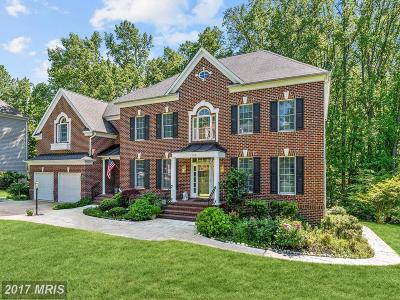 Annapolis Single Family Home For Sale: 1703 Mansion Ridge Road