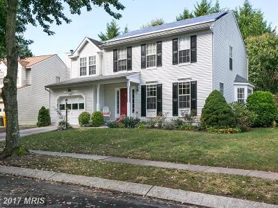 Crofton Single Family Home For Sale: 1807 Judicial Way