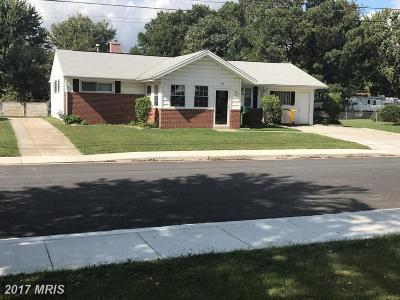 Odenton Single Family Home For Sale: 502 Saltoun Avenue