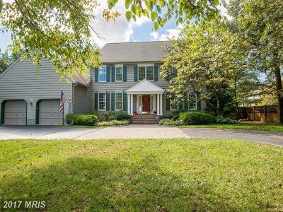 Severna Park Single Family Home For Sale: 61 Simmons Lane