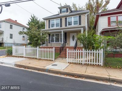 Annapolis Single Family Home For Sale: 113 Clay Street