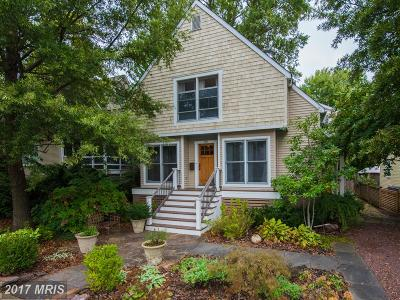 Annapolis Single Family Home For Sale: 136 Archwood Avenue