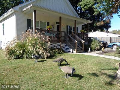 Glen Burnie Single Family Home For Sale: 126 Garrett Road