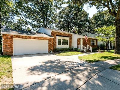 Severna Park Single Family Home For Sale: 415 Hucknall Court
