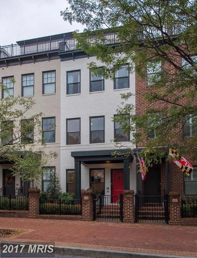 Annapolis Condo For Sale: 235 West Street
