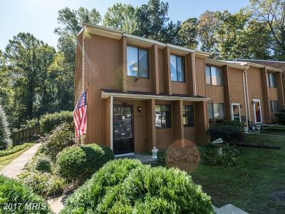 Annapolis MD Townhouse For Sale: $275,000
