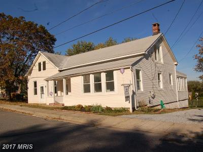 Baltimore Single Family Home For Sale: 224 Berlin Avenue