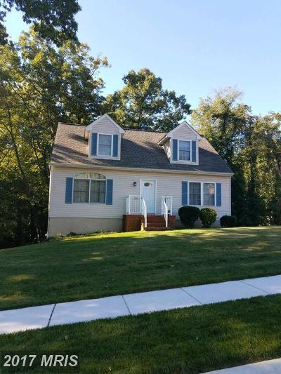 Severna Park Single Family Home For Sale: 504 St. Martins Lane