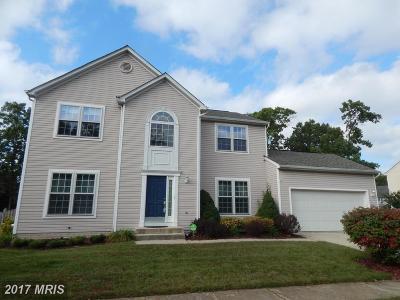 Glen Burnie Single Family Home For Sale: 8031 High Oak Road