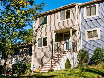 Arnold MD Townhouse For Sale: $280,000