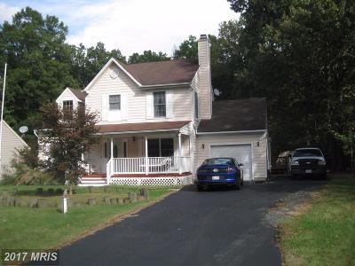 West River Single Family Home For Sale: 5209 Hawk Channel Drive