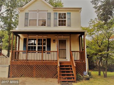 Edgewater MD Single Family Home For Sale: $319,900