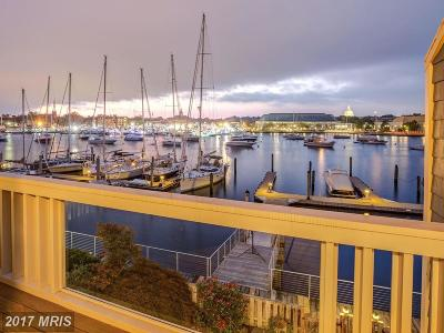 Anne Arundel Townhouse For Sale: 306 First Street